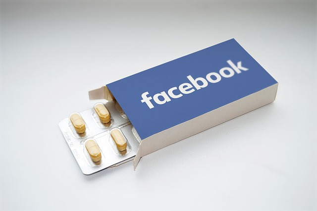 léky na facebook
