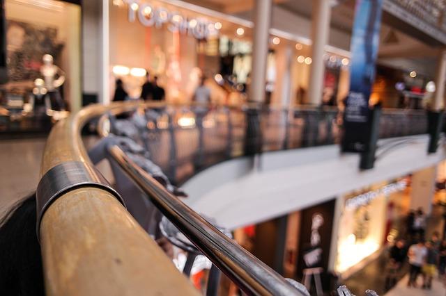 obchodní centrum