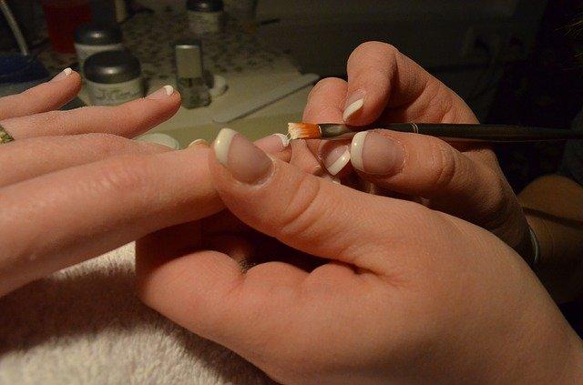 nehty gelové